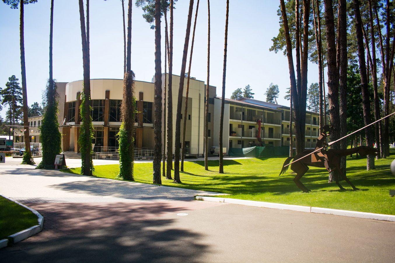 Заміський комплекс «Grand Admiral Club» в м. Ірпінь